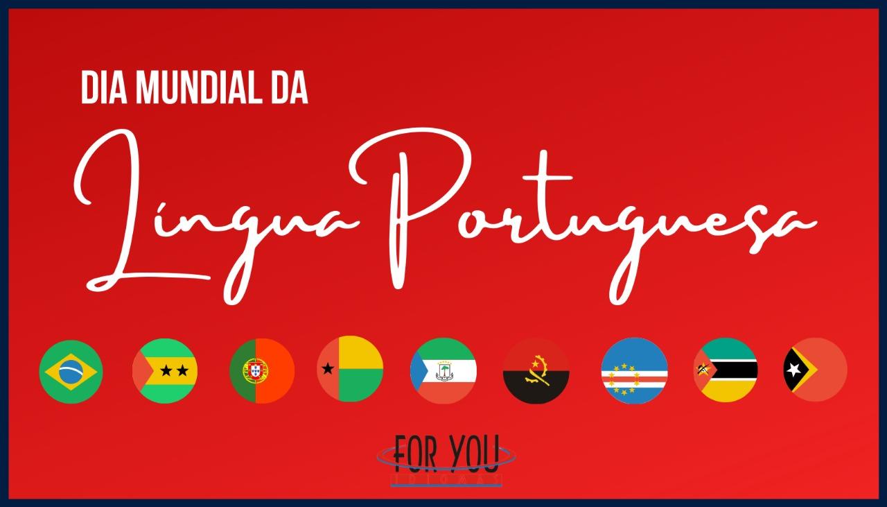 5 de maio - Dia Mundial da Língua Portuguesa