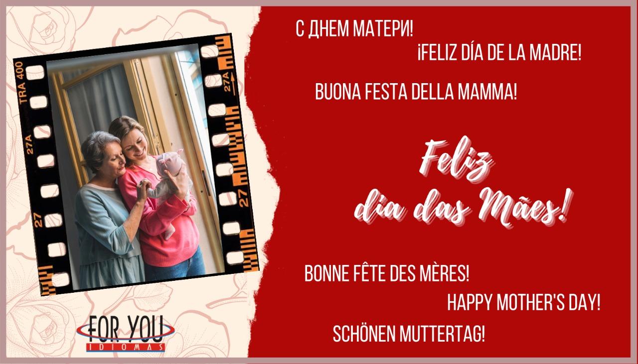 Dia das mães na For You