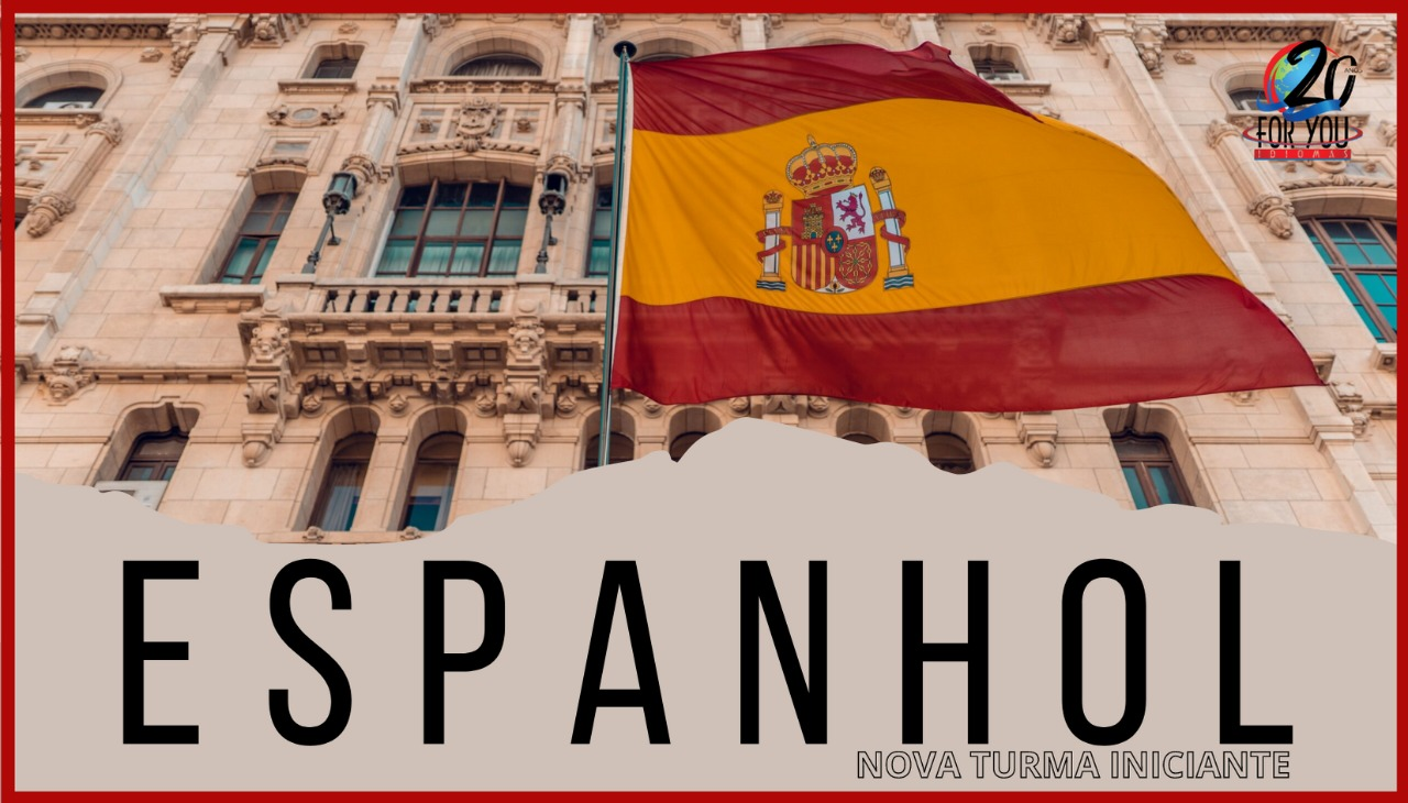Espanhol é língua oficial em 20 países. Vamos aprender?