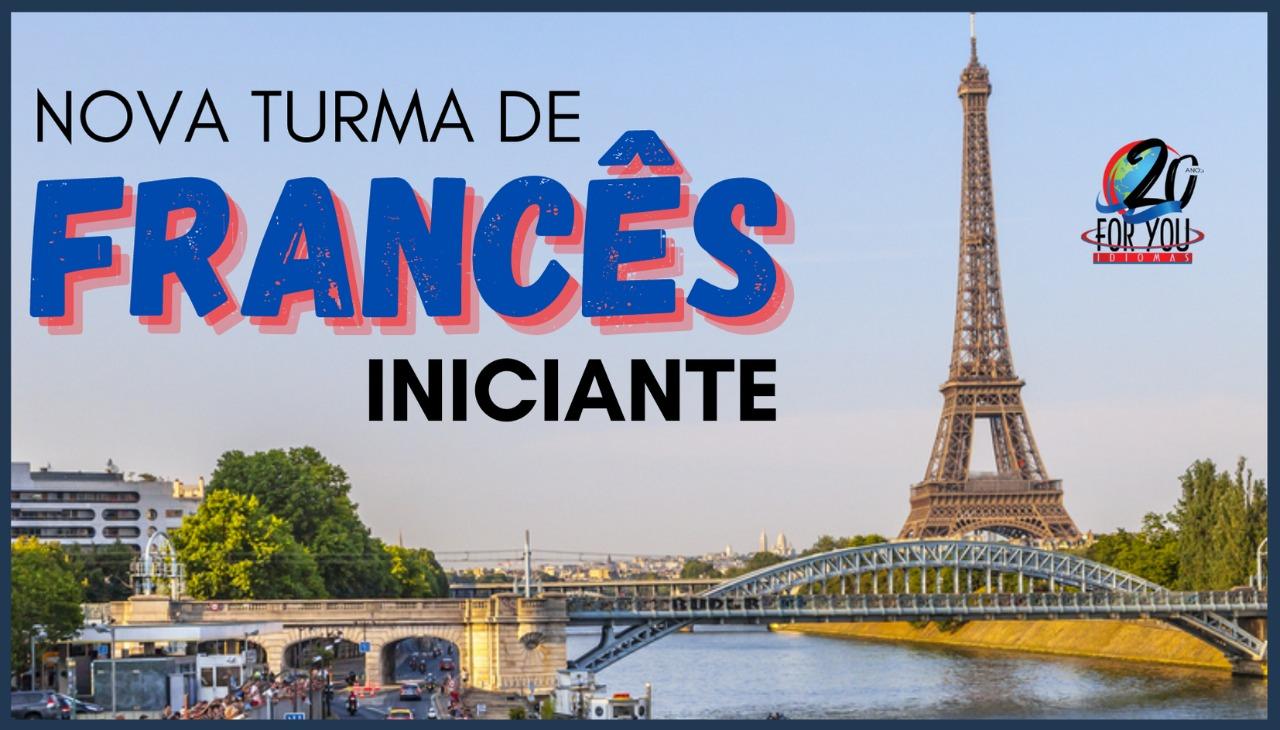 Vamos aprender a falar francês?